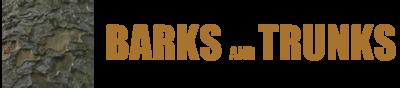 Barks and Trunks Logo
